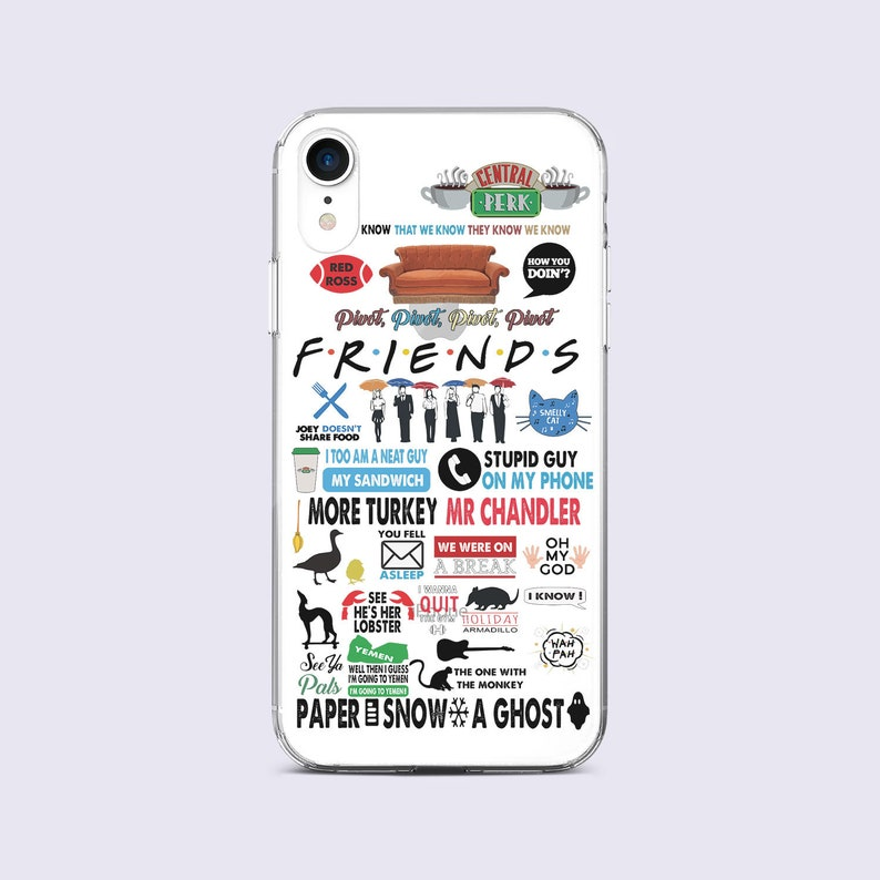 best website 1875d a9c46 Friends TV Show Phone Case Google Pixel Case Google Pixel XL 2 Case Samsung  S8 Case Samsung Galaxy S7 Case Samsung S9 Case Samsung CC1241