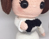 Ravelry: Princess Leia pattern by Lucy Collin   135x170