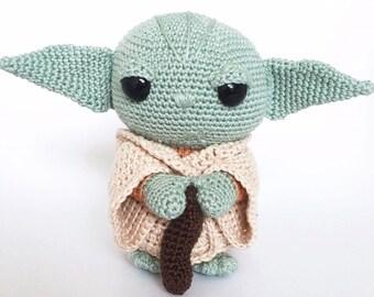 My Friend Han Solo and Chewbacca Wookie PDF Crochet Star Wars Toy ... | 270x340
