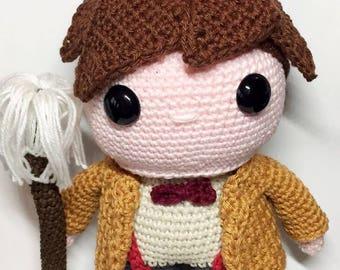 Doctor Who 11th Crochet Pattern English/Dutch