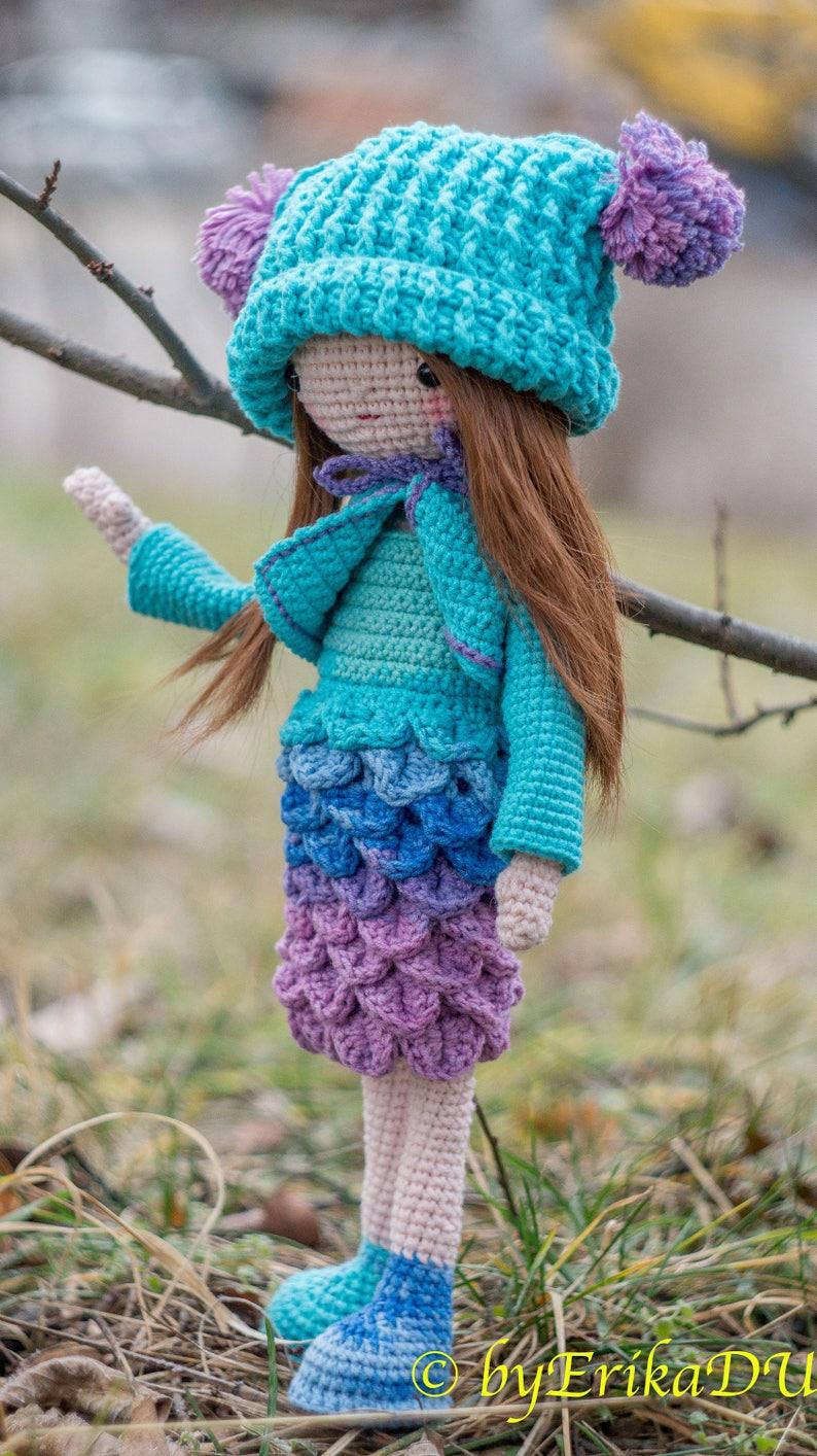 Doll Emma amigurumi pattern - Amigurumipatterns.net | 1414x794