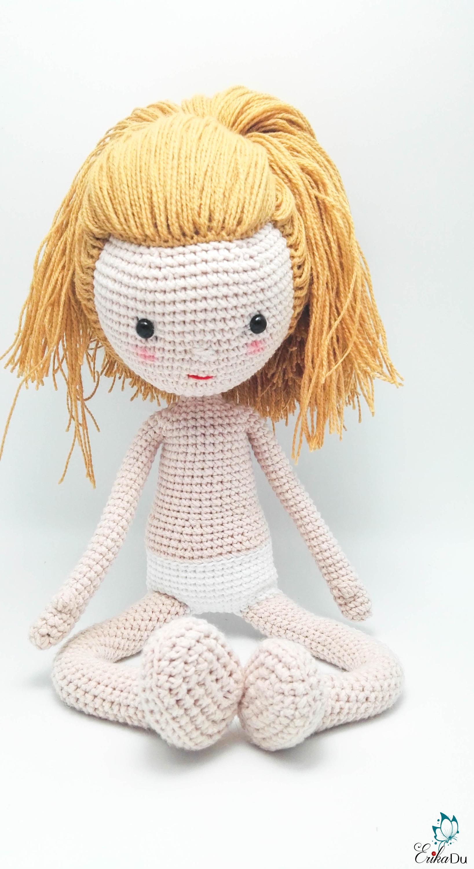 Amigurumi Doll Base Pattern by Yodaman921 on DeviantArt | 3000x1637