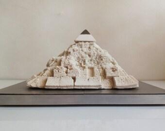 WHITE PYRAMID Of AMENEMHAT