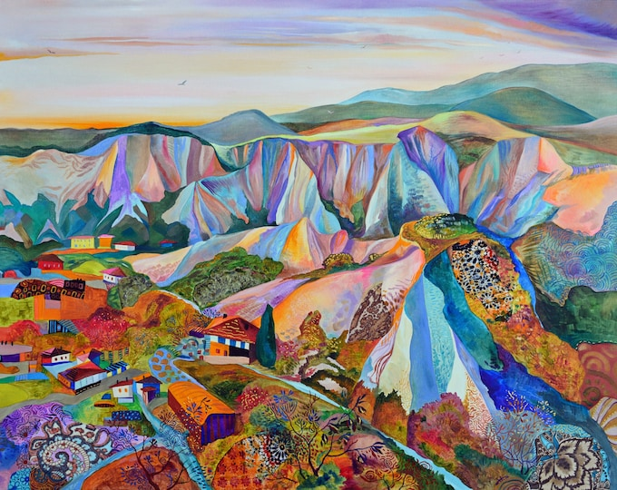 SANDY MOUNTAINS