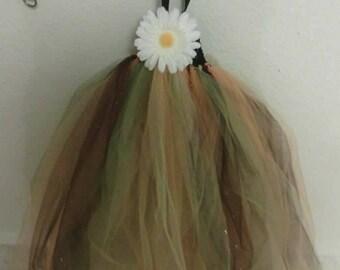 Fall Scarecrow tutu dress