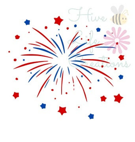 4th Of July Digital Download Cricut Silhouette Download Etsy