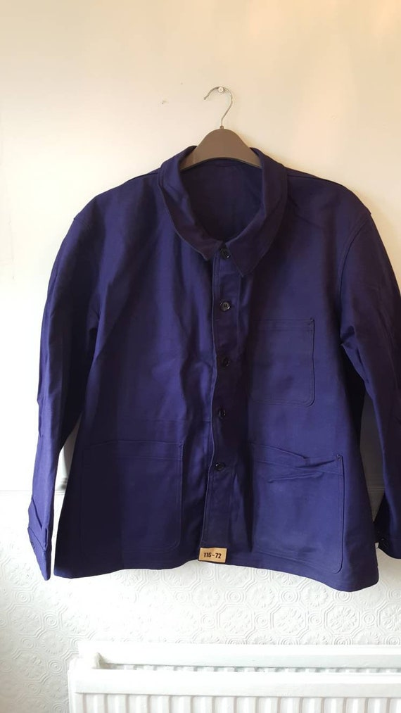 Vintage 1970/'s French Chore Jacket
