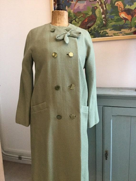 Vintage 1950s coat, 1950s