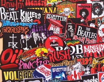 PUNK ROCK METAL MUSIC SEW ON /& IRON ON PATCH:- NOFX POP