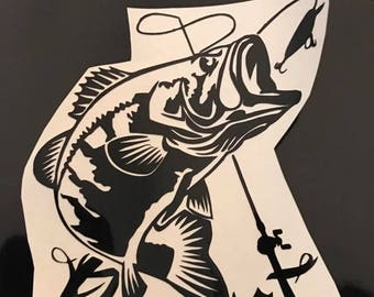 Respect Fishing Decal