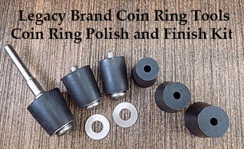 ON SALE: Coin Ring Edge Polishing and Finish Kit image 0