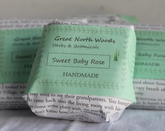 Sweet Baby Rose Soap