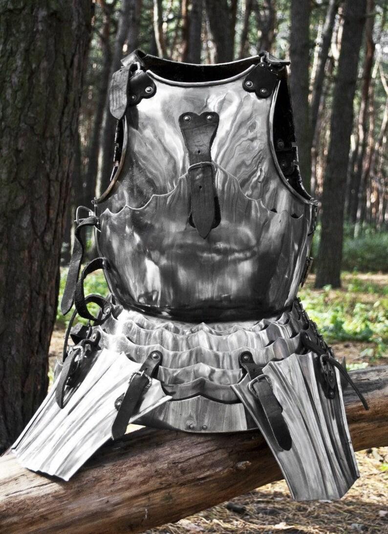 Knights Cuirass Sca Larp Knight Armor Sca Armor Larp Etsy