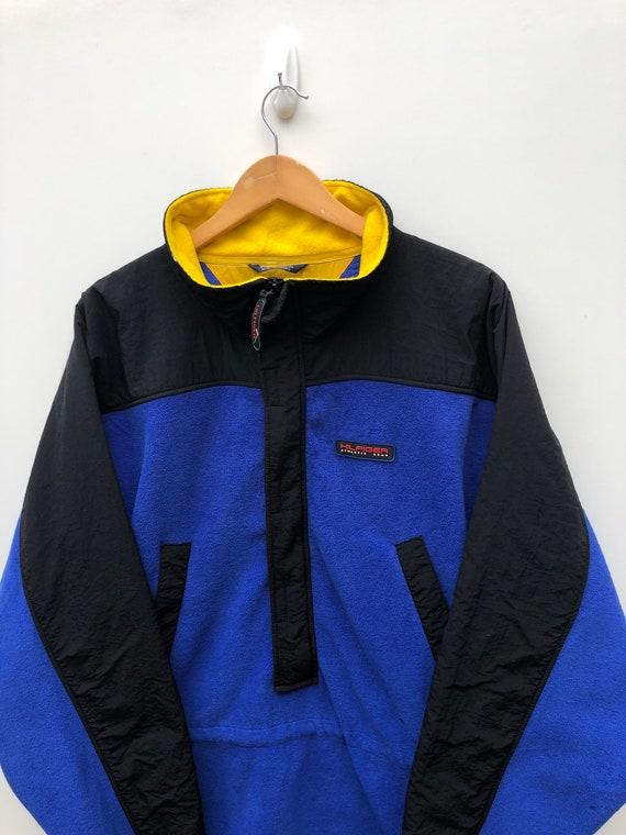 90's Tommy Hilfiger Fleece Sweater Vintage 1990s