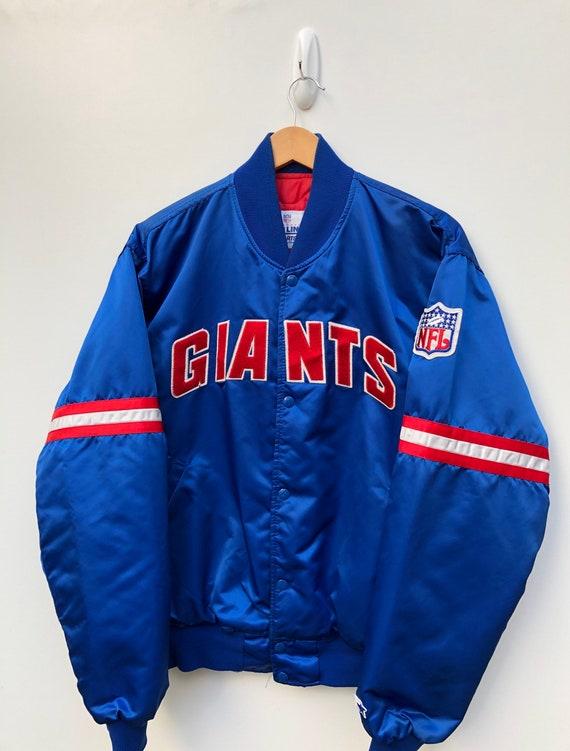 90's Starter New York Giants Jacket Vintage 1990's