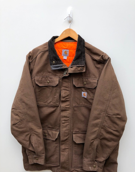 Carhartt Canvas Work Chore Jacket 2000's