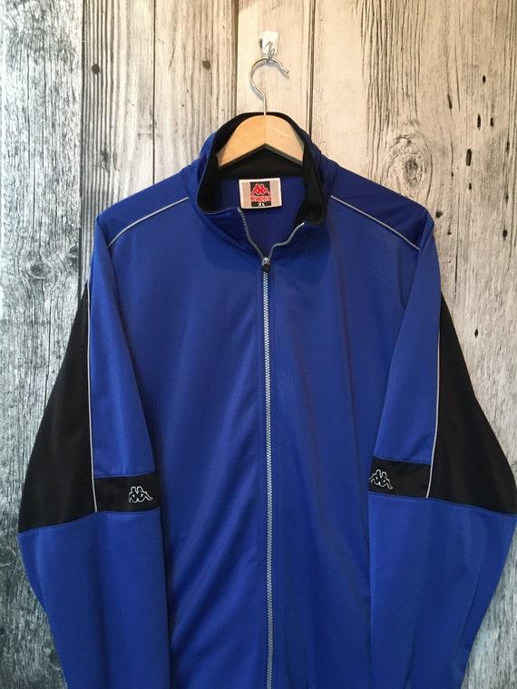90's Kappa Track Jacket Vintage 1990's