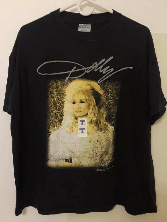Vintage 90s Dolly Parton 1992 Dollywood Concert To