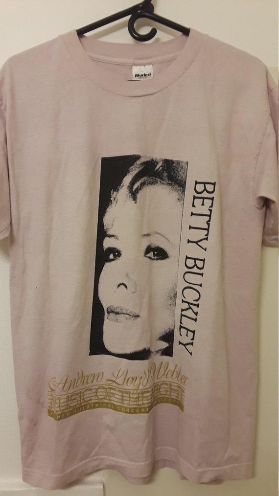 Vintage 90's Betty Buckley Andrew Lloyd Webber Mus
