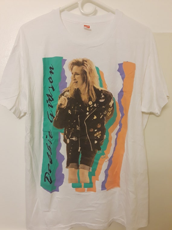Vintage 1989 Debbie Gibson Electric Youth 80s Conc