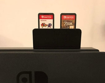 Range cartridge for Nintendo Switch stand (for 6 cartridges)