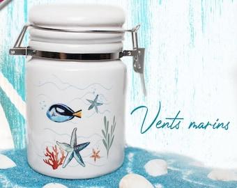 "Ceramic Pot ""Marine Winds"", Special Wave Contest"