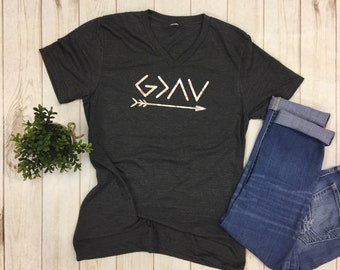 God is Greater than my Highs and Lows shirt tee t-shirt