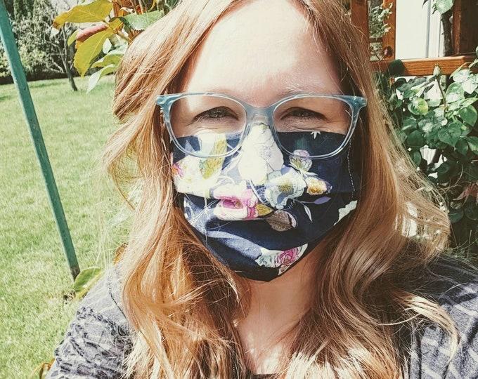 Stylish Mask 100% premium Cotton