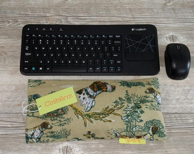 Hunting Dog Laptop, Computer Arm, Wrist, Elbow Support