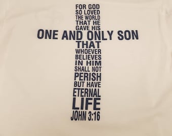 John 3:16 Tee