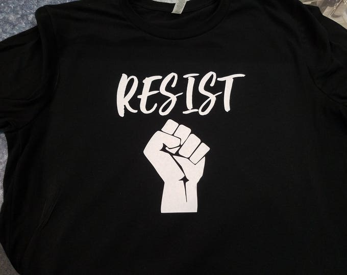 Resist Movement Tee