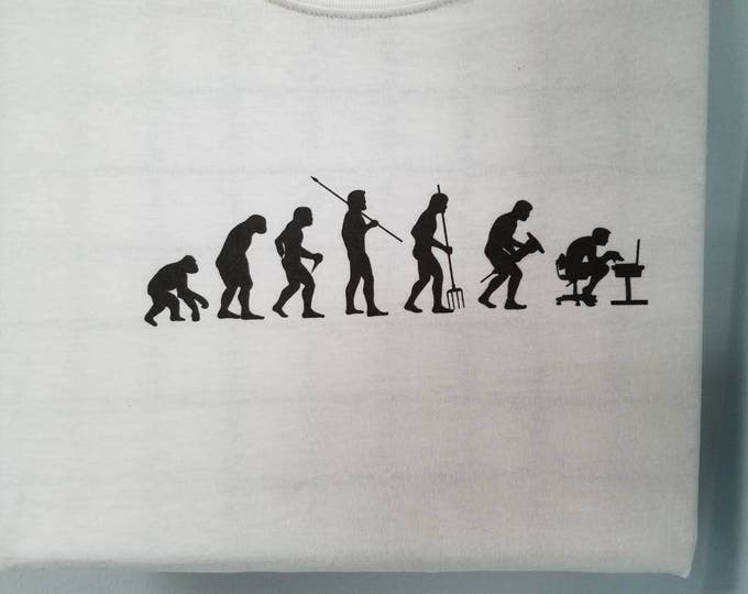 Evolution Tee Shirt