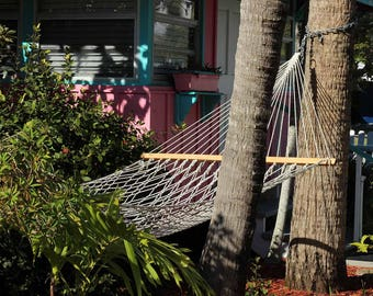 hammock photography, beach decor, cottage decor, gift for her, beach house decor, housewarming gift, girlfriend gift