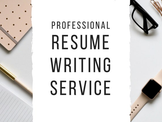 Professional Resume Writing Service Resume Writer Resume Etsy