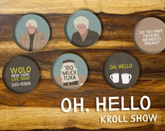 Kroll Show - Oh, Hello