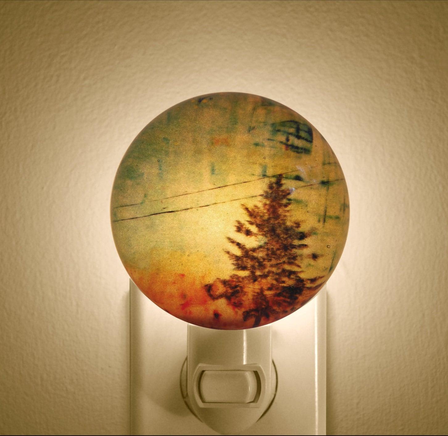 Night Light - East Coast Tree
