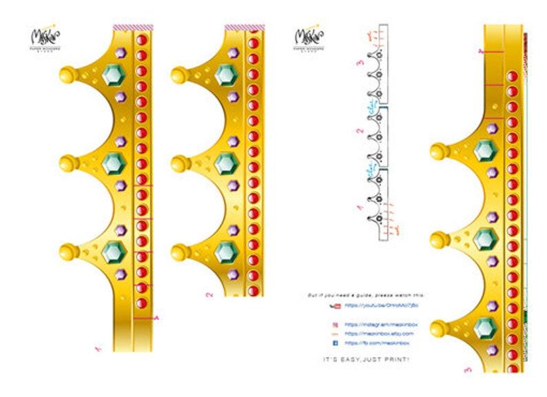 photograph regarding King Crown Printable identify King Crown Craft Template Billedgalleri -
