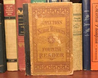 Appletons' School Readers Fourth Reader
