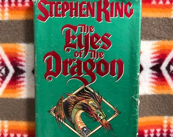 Stephen King The Eyes of the Dragon first edition