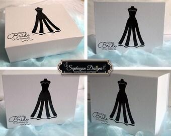 Bride Gift Box, Bride Wedding Gift Box, Bridal Gift, Wedding Gift For Brides, Personalised Wedding Gifts