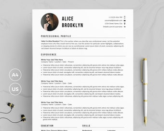 reference sheet for resume professional resume template etsy 1680