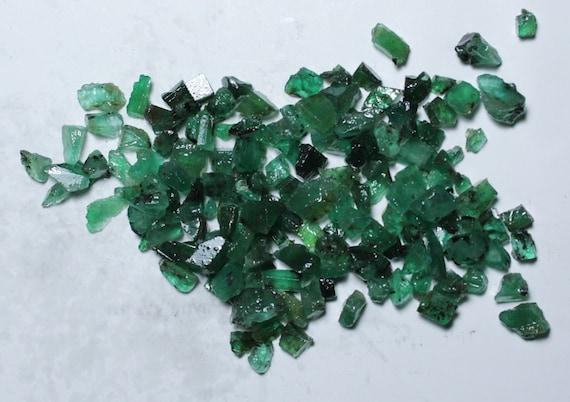 6.65 Ct Natural Zambian Emerald Rough Gemstone Perfect Pendant Size Natural Emerald Raw /& Gemstone  Size 15x8x8 mm For Making Jewelry 8135