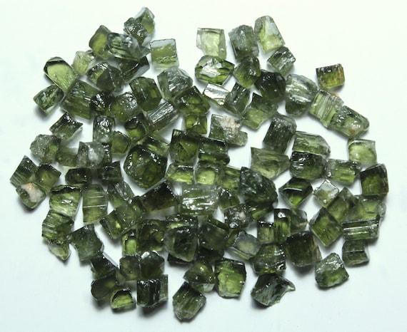 100/%Natural Multi Tourmaline Small Rough Lot Loose Gemstone