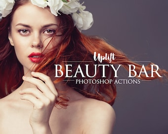 Beauty Bar Photoshop Retouching Actions