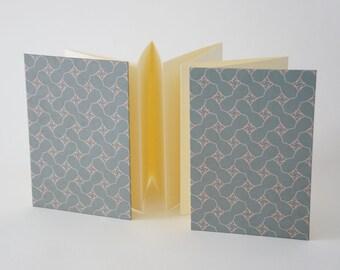 Leporello 16 x 11 cm, photo album, photo book