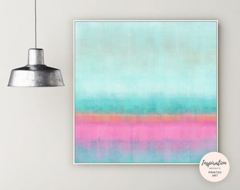Minimal Painting, Contemporary Art, Modern Wall Art, Boho Decor, Extra Large Wall Art, Living Room Decor, Rothko Inspired