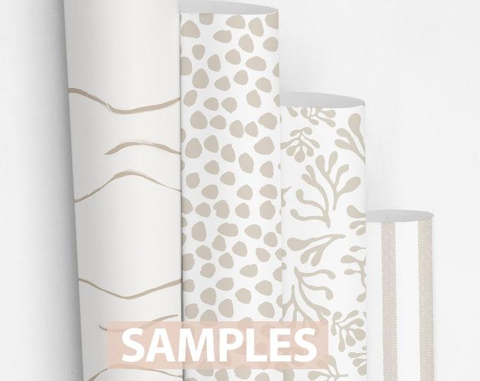 Wallpaper Samples, Wallpaper Testers, Abstract Wallpaper Samples, Kids Wallpaper Samples, Removable Wallpaper Samples, Nursery Wallpaper
