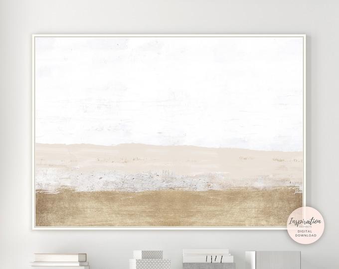 Modern Landscape Painting, Printable Wall Art, Minimalist Wall Art,  Abstract Art, Living Room Decor, Large Wall Art, Abstract Landscape
