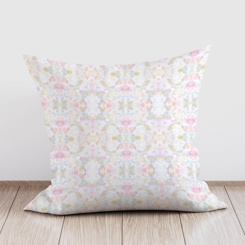 Boho Cushion Pastel Throw Pillow Decorative Pillows Cushion Covers Uk Boho Decor New Home Gift Living Room Decor Velvet Cushion