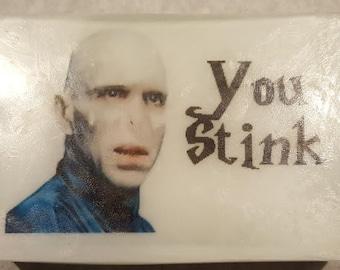 "Harry Potter Voldemort ""You Stink"" Soap"